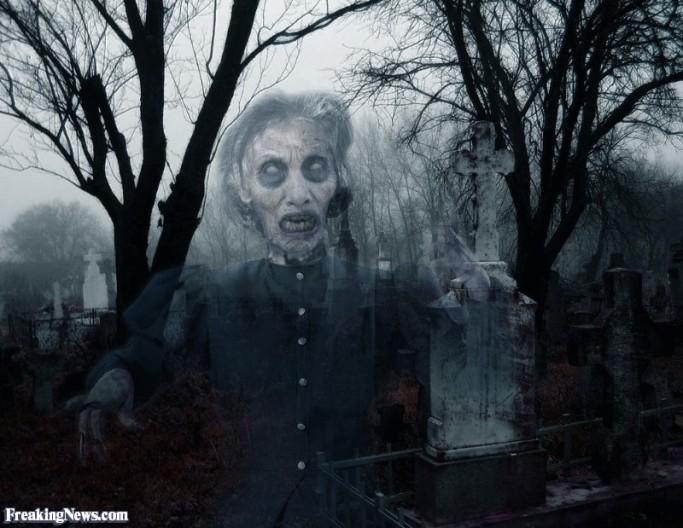 accusing-relative-ghos-on-graveyard