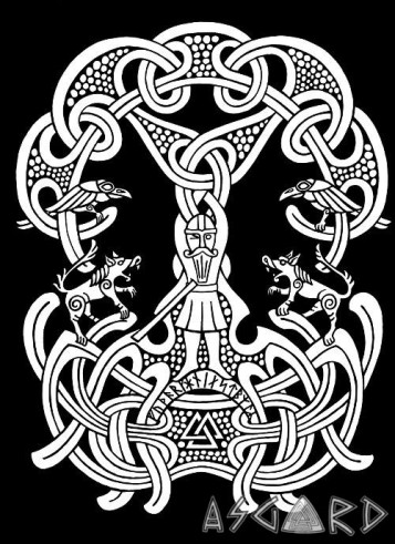 Yggdrasil-mandala