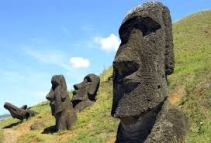 Easter Island megaliths