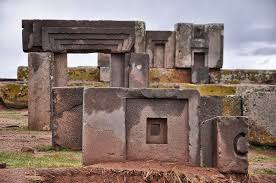 Pumapunku megaliths