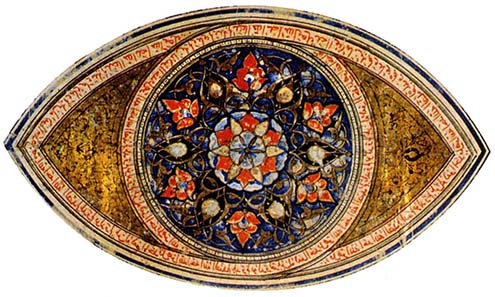 The eye of God - Rumi-Sufi