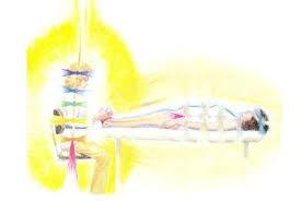 b. brennan aura and chakras of healer