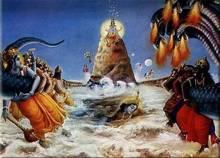 kurma avatar - samudra manthan 849x613