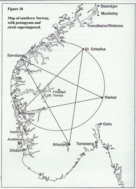 Norwegian Pentagram
